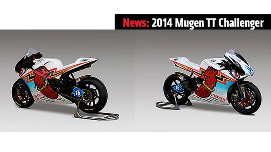 News: 2014 Mugen TT Challenger