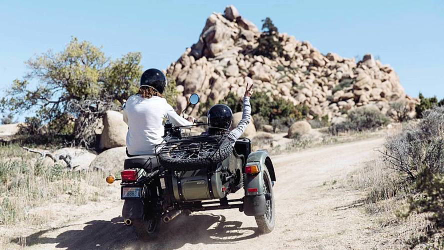 Sidecar Time - September 8 is International Ural Ride Day