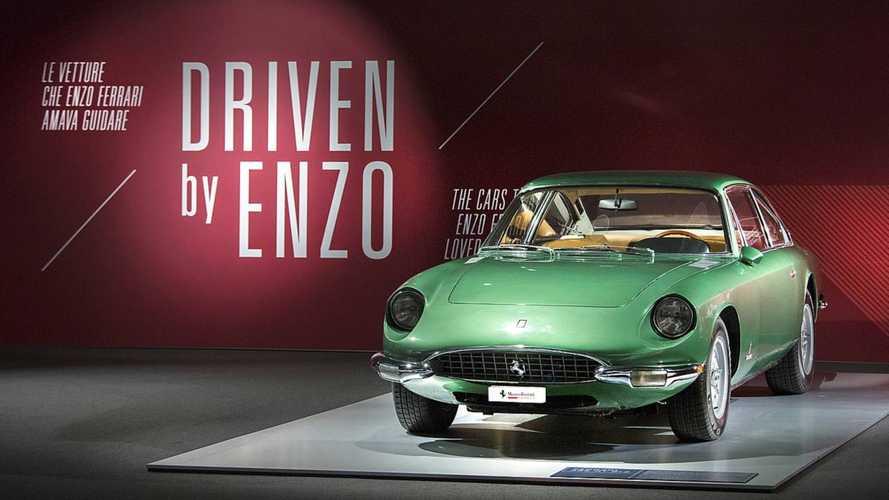 Driven by Enzo: Diese Ferraris fuhr Herr Ferrari