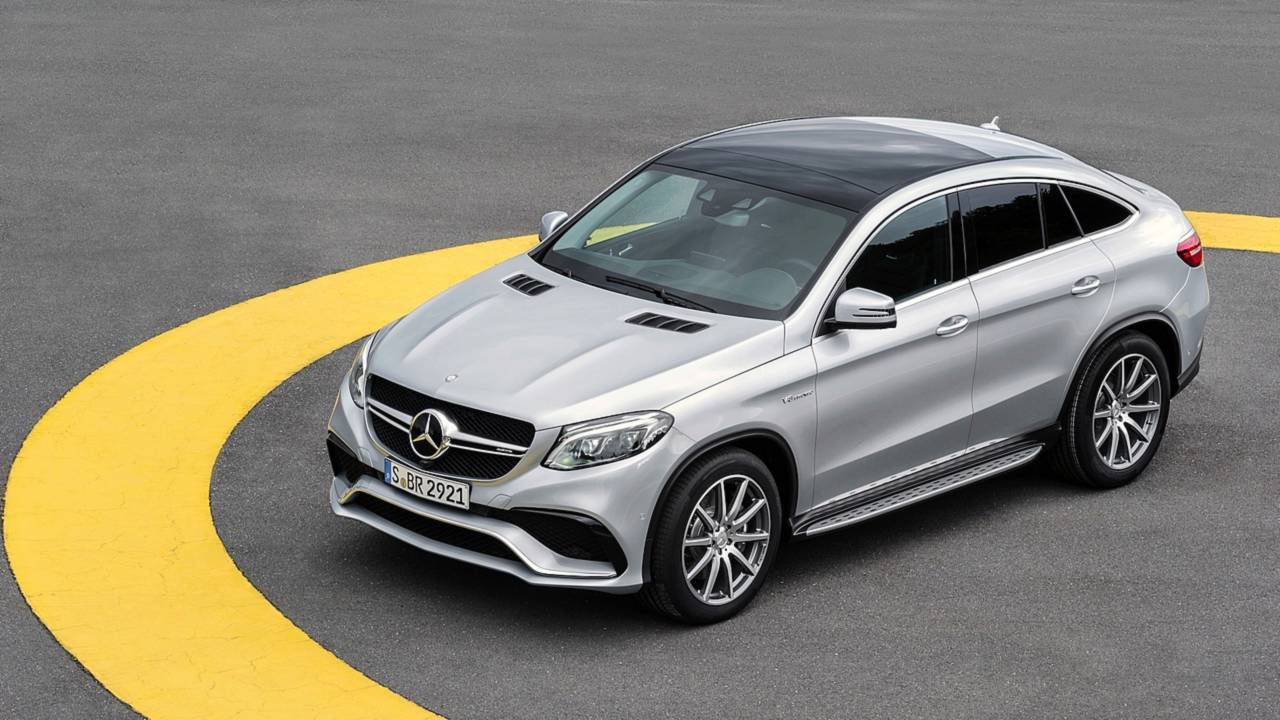 5 - Mercedes-AMG GLE 63 S 4MATIC Coupé (585 CV)
