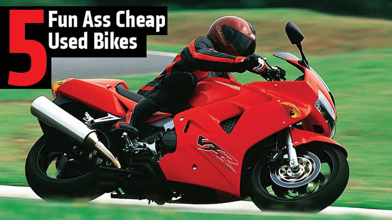 5 Fun Ass Cheap Used Bikes
