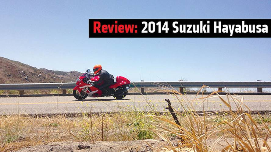 Review: 2014 Suzuki Hayabusa