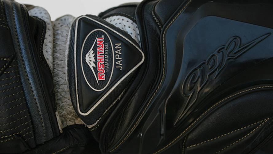 Gear: Kushitani GPR5 gloves
