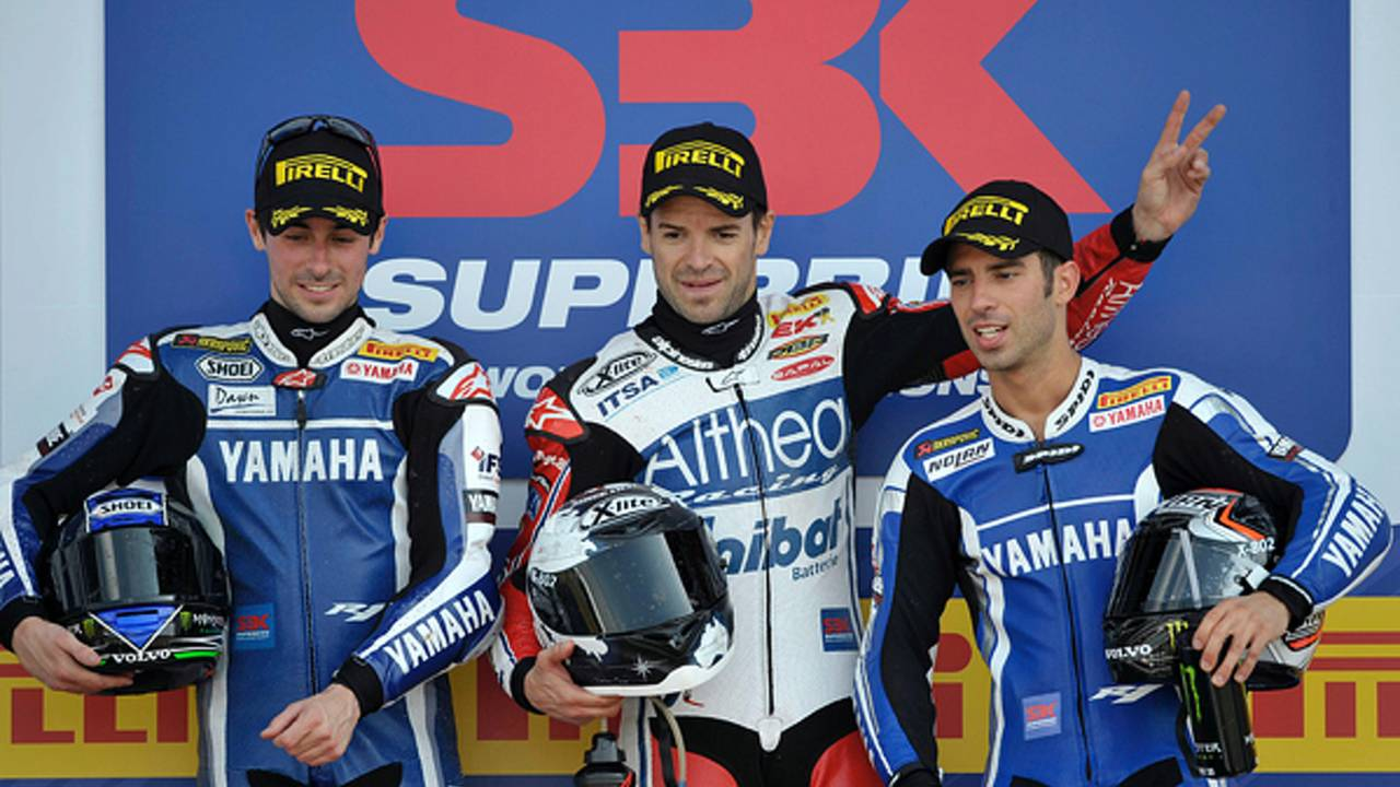 Yamaha pulling out of WSBK in 2012