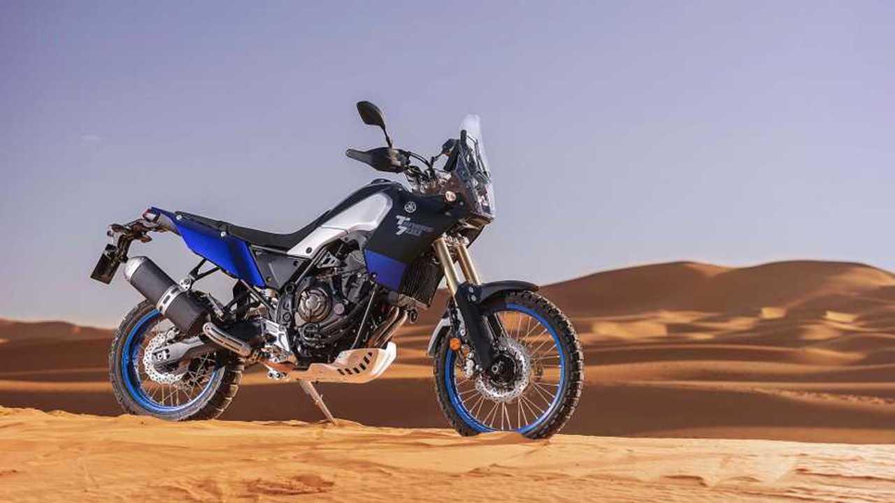 2020 Yamaha Tenere 700