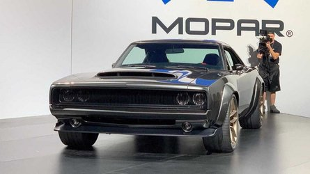 Hellephant On Wheels: Up Close With Mopar's 1,000-HP SEMA Car