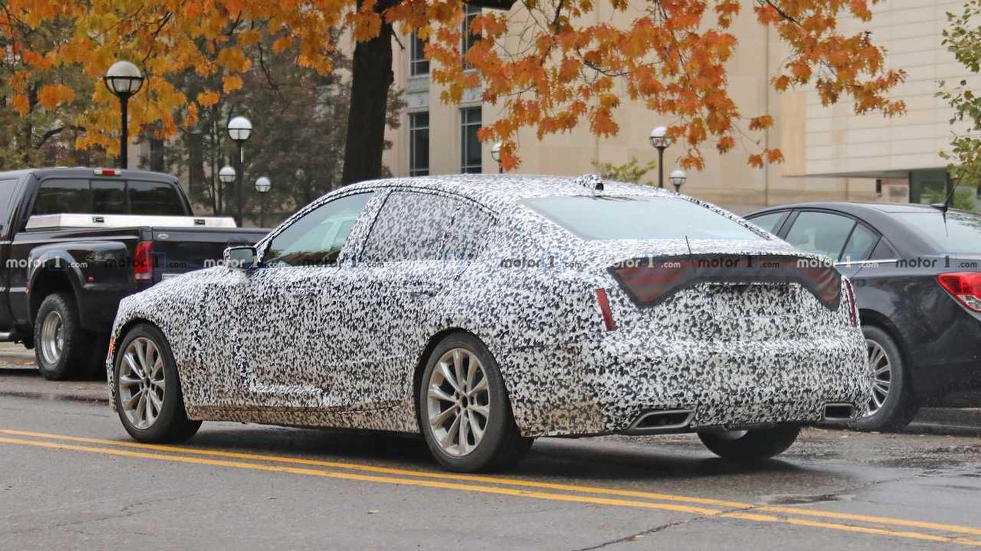 2020 Cadillac Ct5 Interior Release Date Price Redesign 2019