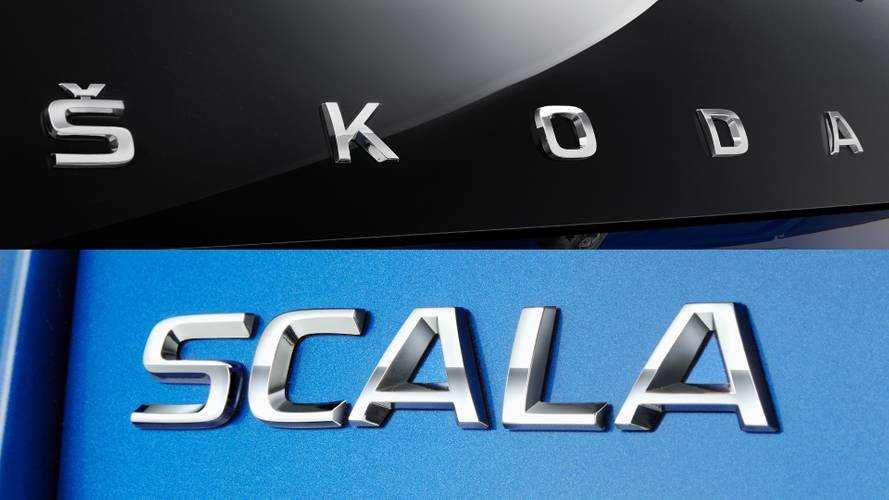 Skoda Scala, il nome della Golf ceca