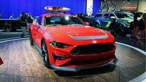 Quintet Of Custom Ford Mustangs Head To SEMA [UPDATE