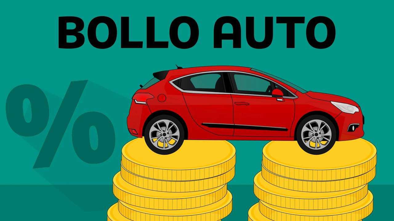 bollo auto quanto costa