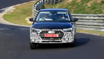 Audi A1 Allroad Spy Shots