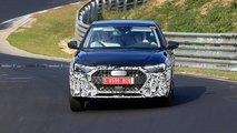 Audi A1 Allroad Casus Fotoğrafları