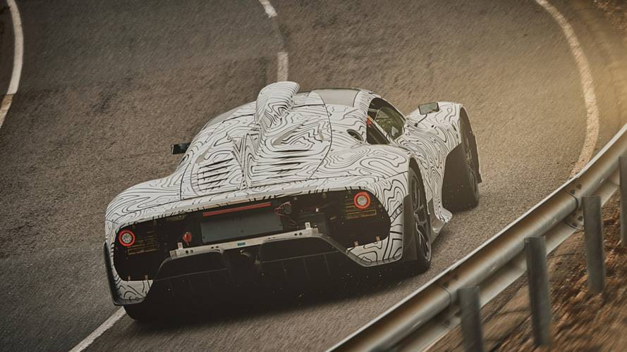 AMG ONE: Mercedes' Hypercar Quietly Drops