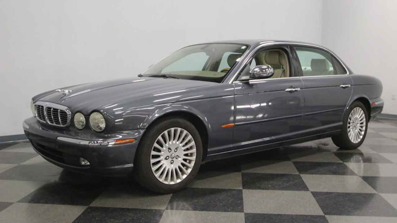 2005 Jaguar XJ Vanden Plas - $9,995