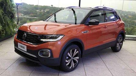 Volkswagen T-Cross terá pré-venda com reserva por R$ 5 mil amanhã