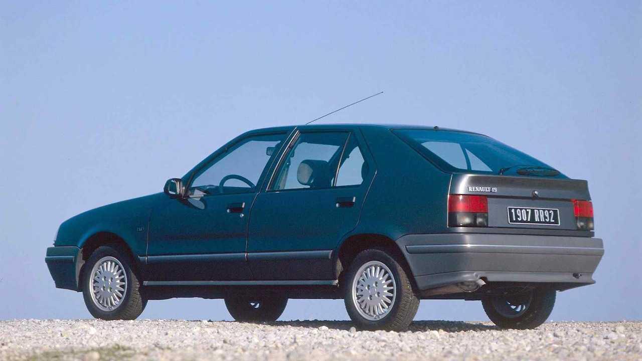 30 ans de la Renault 19