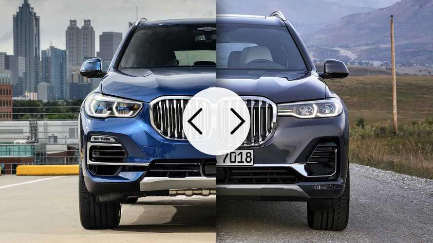 BMW X5 vs X7: che taglia preferite, grande o grandissima?