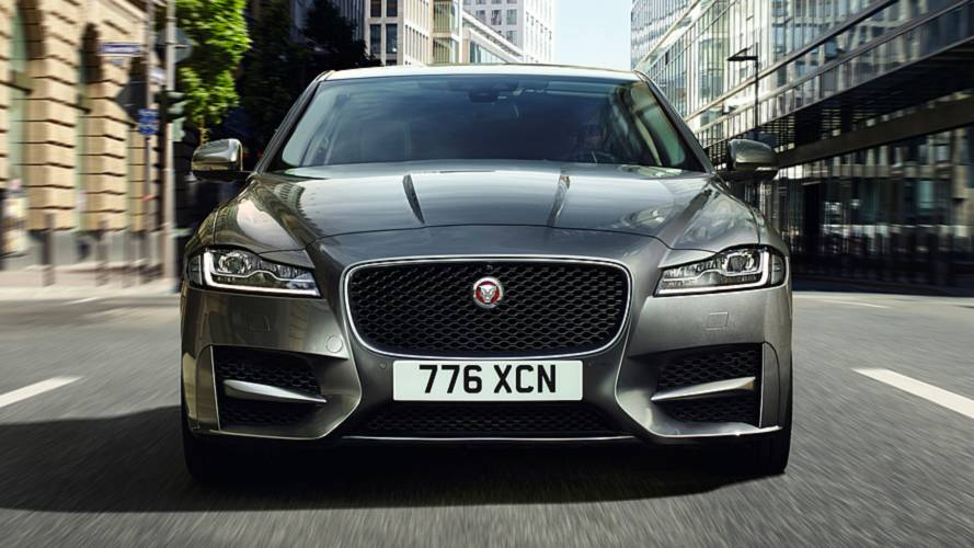 Jaguar offers 0% finance on XE and XF models