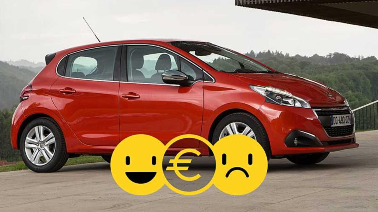 Peugeot 208, la promozione