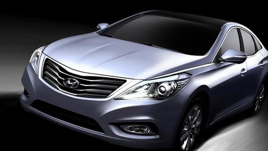 Hyundai Grandeur/Azera shown in new promo [video]