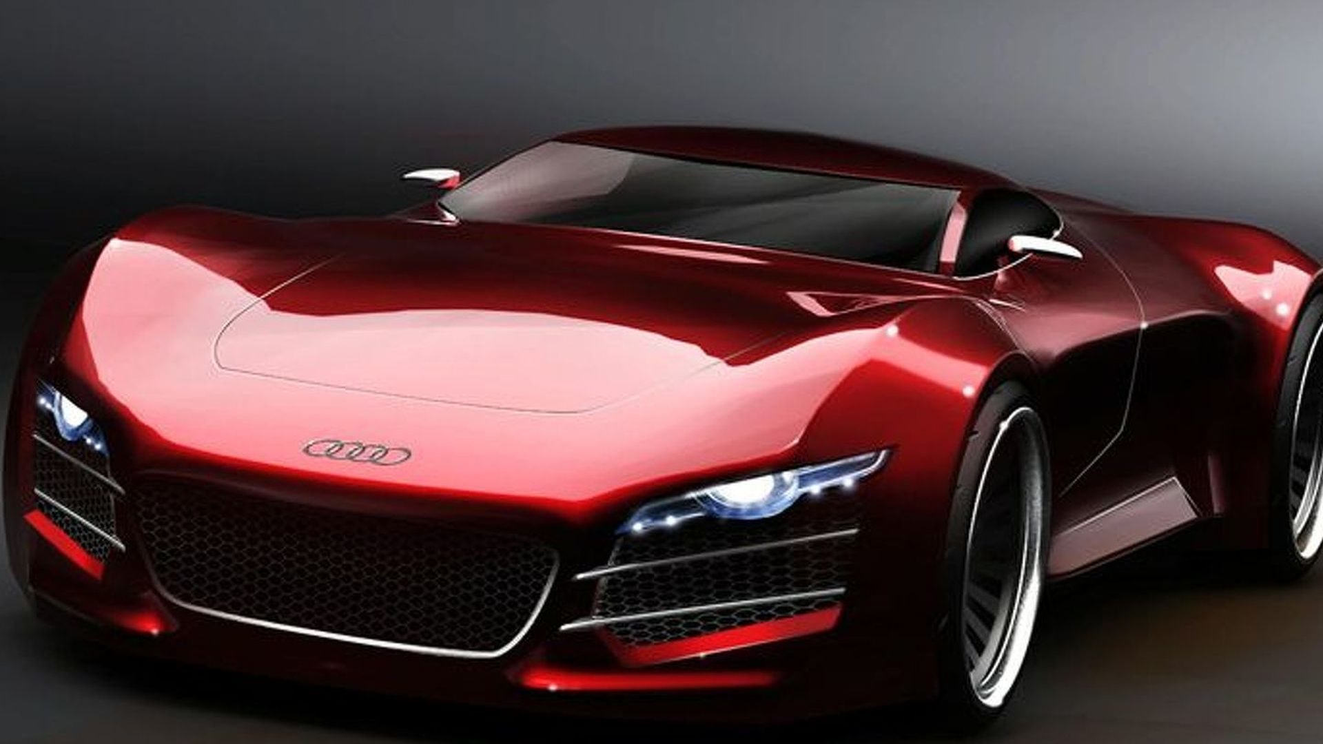 Audi Supercar To Be Very Special Not Approved Yet - Audi supercar