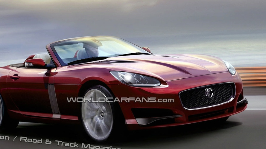 Jaguar F-Type & X-Type confirmed