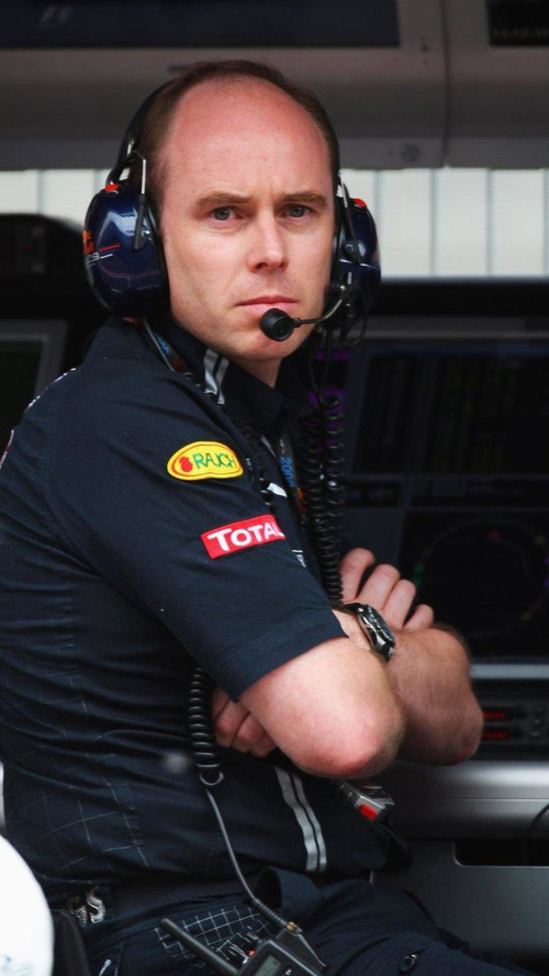 Red Bull strategist set for Ferrari switch - reports