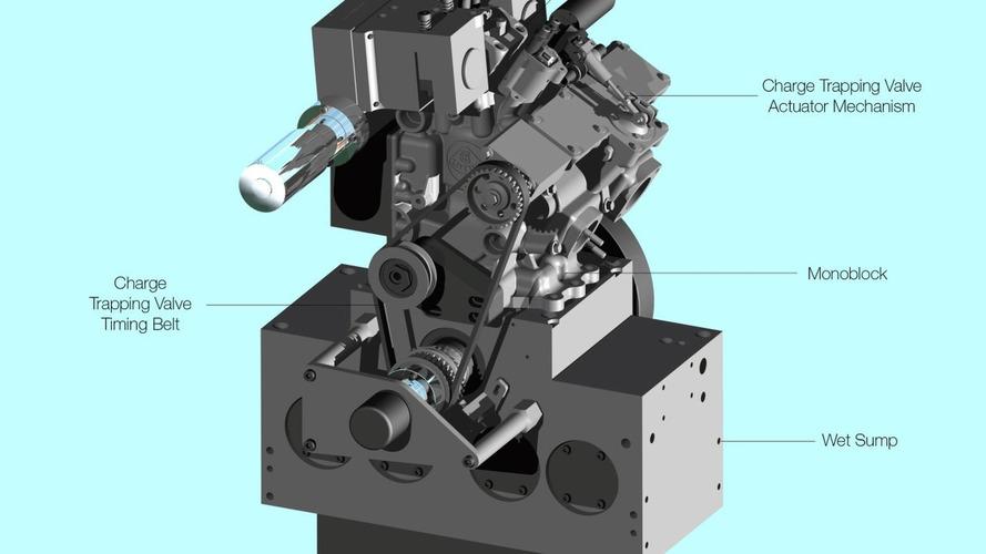 Lotus Omnivore Flex-Fuel Engine Concept Unveiled Prior to Geneva Debut