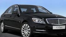 Mercedes C-Class Facelift Elegance