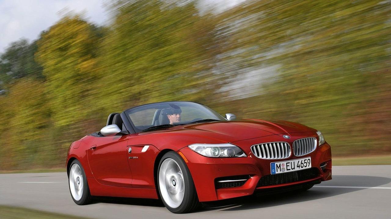 2011 BMW Z4 sDrive35is
