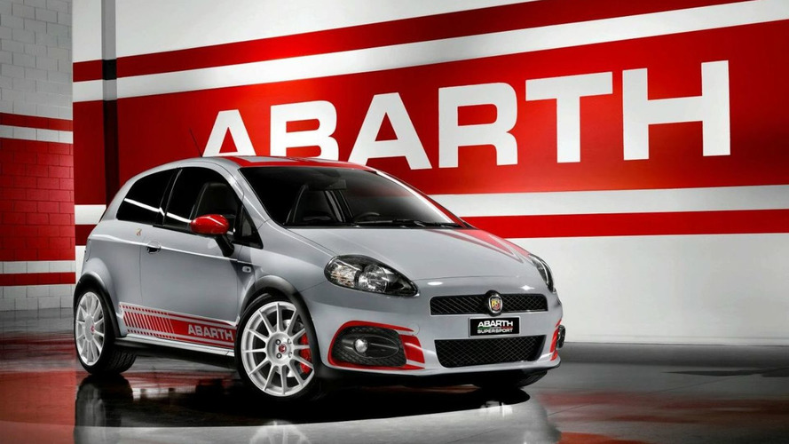 Upgraded Abarth Grande Punto SuperSport Heads to Frankfurt