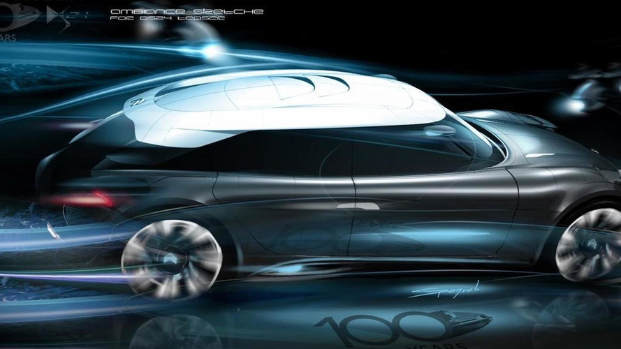 Citroën DS24 envisioned for 2019 [video]