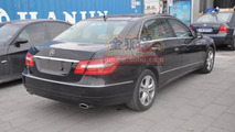2011 Mercedes E-Class long wheelbase spy photo, Beijing Auto Show - 600 - 21.04.2010
