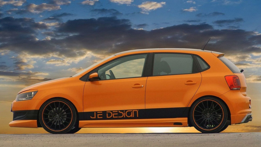 JE Design Styling Kit for VW Polo V Announced
