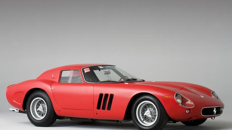 UK Radio DJ Chris Evans buys 1963 Ferrari 250 GTO for £12 million