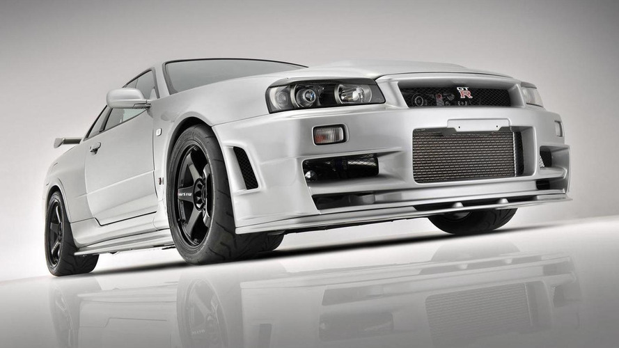 Nissan Skyline R34 GT-R reconstructed by JAPO Motorsport - like new