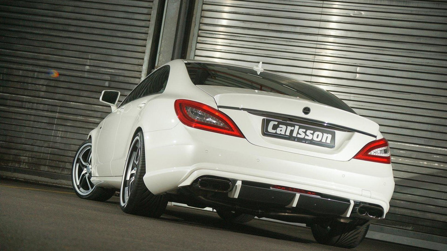 Mercedes-Benz CLS by Carlsson revealed - debut in Geneva