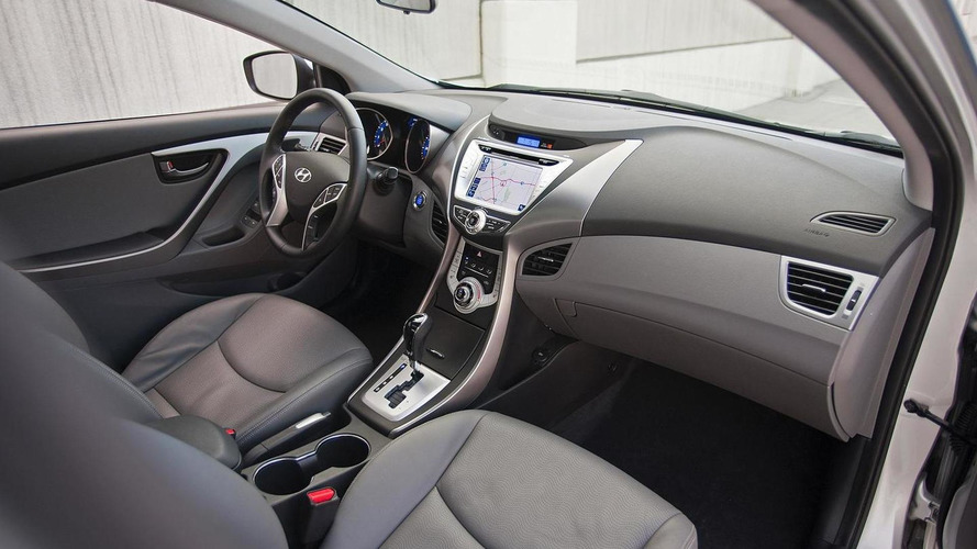 2011 Hyundai Elantra unveiled in LA