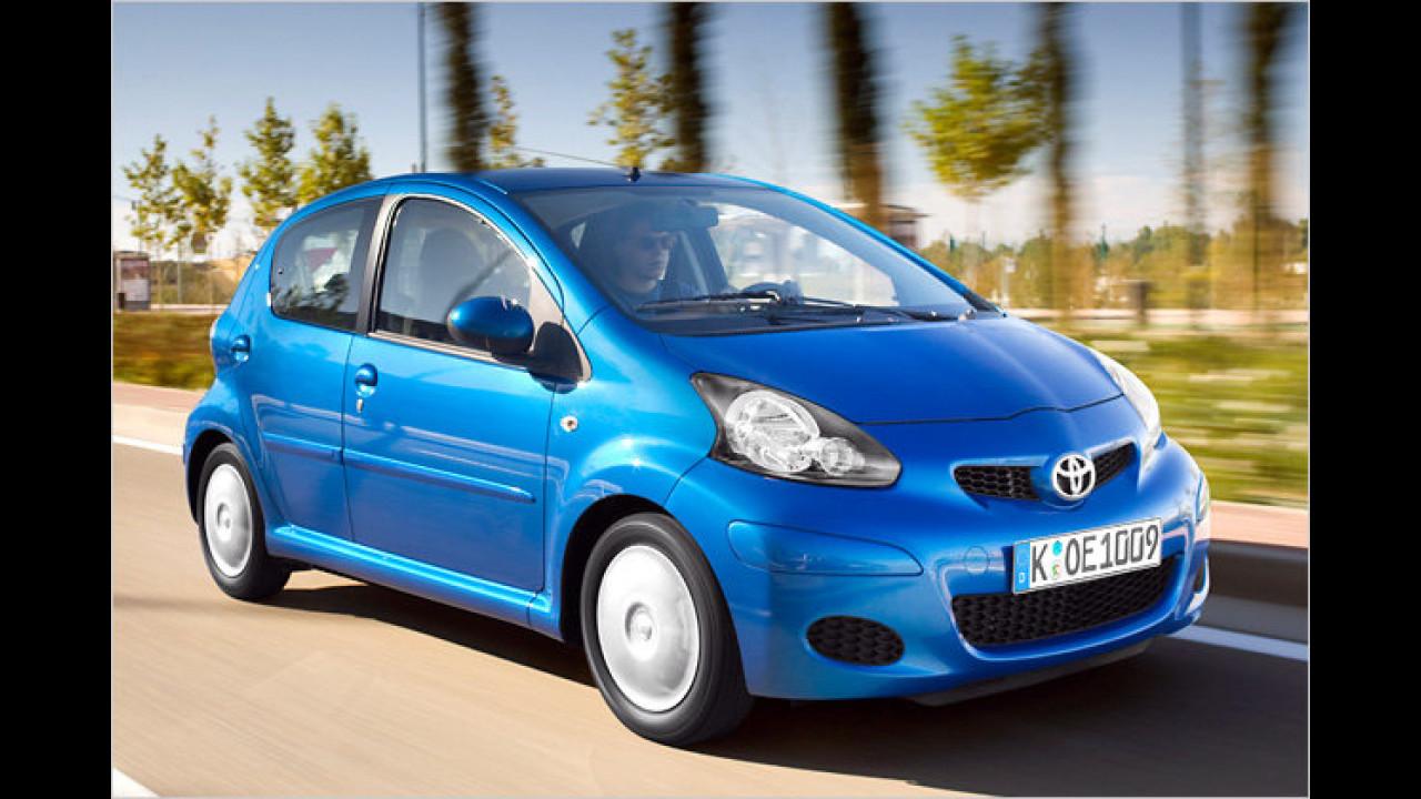 Toyota: Aygo aus Tschechien