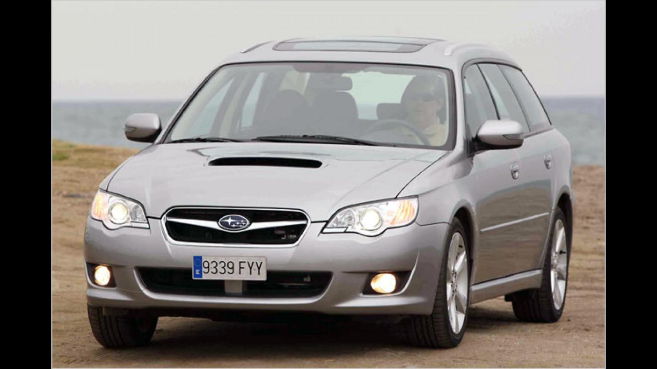Subaru Legacy Boxer-Diesel