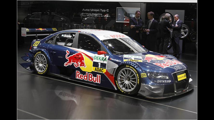 Enthüllung in Genf: Audi zeigt den neuen A4 DTM