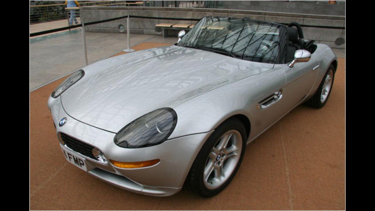 BMW Z8 ,James Bond