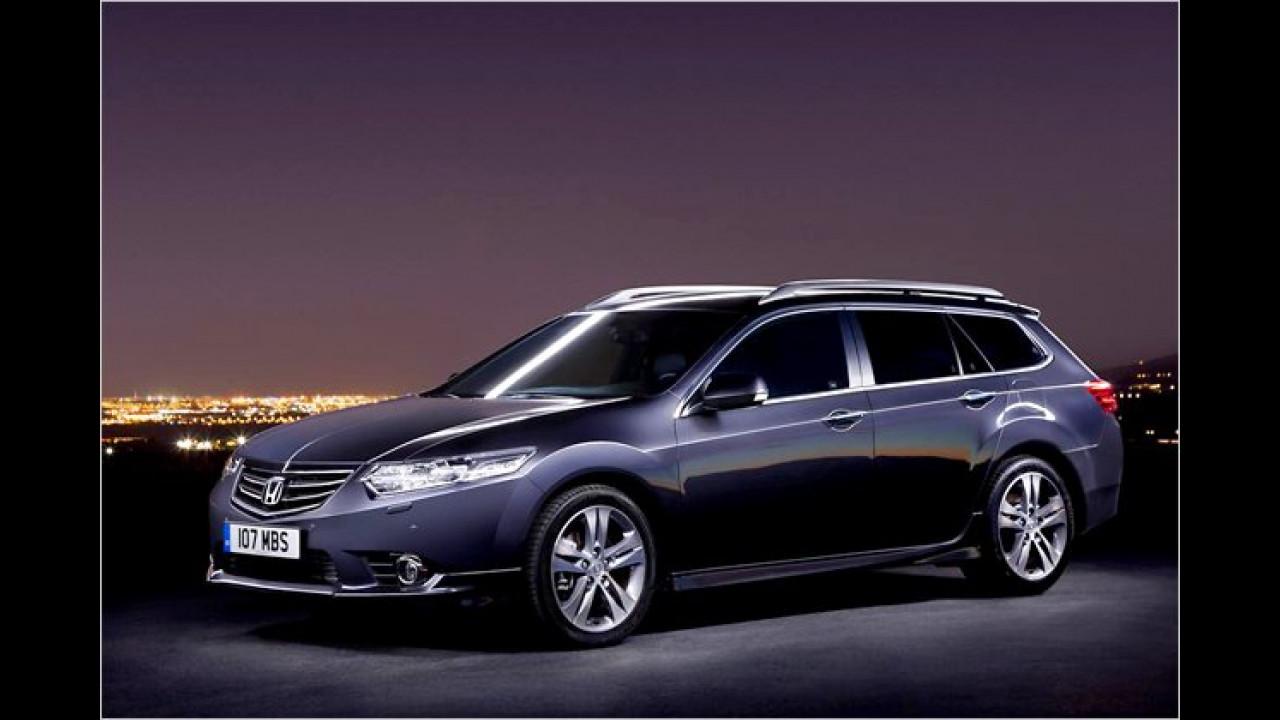 Honda Accord: Facelift