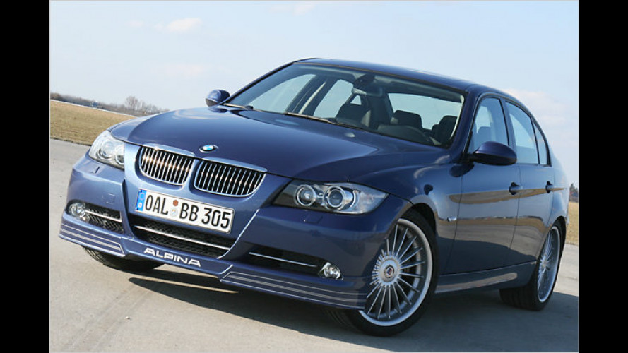 To Bi or not to Bi: BMW Alpina B3 Biturbo Limousine im Test