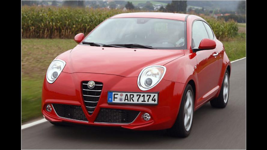 Der Preis ist heiß: Neuer Einstiegsmotor im Alfa MiTo