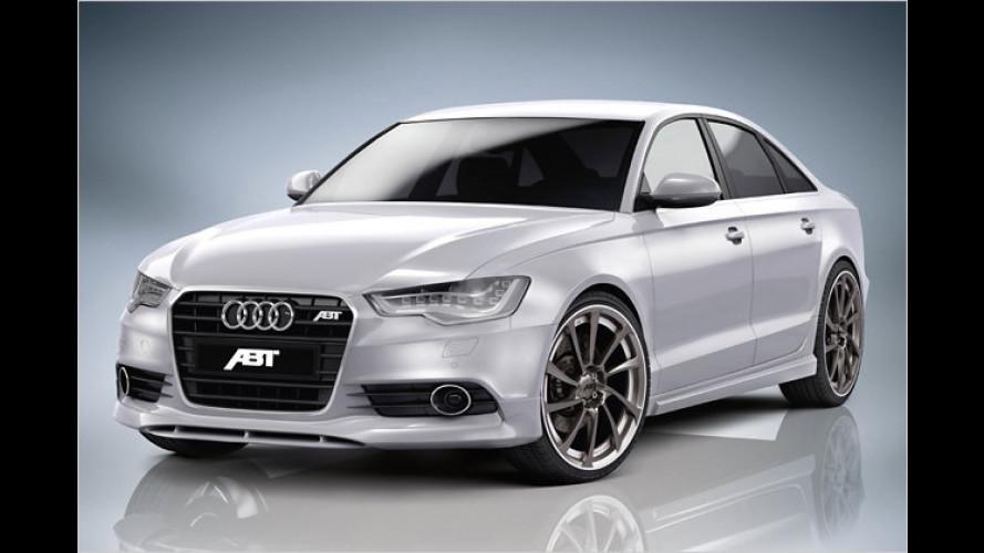 Sechs gewürfelt: Abt powert den neuen Audi A6