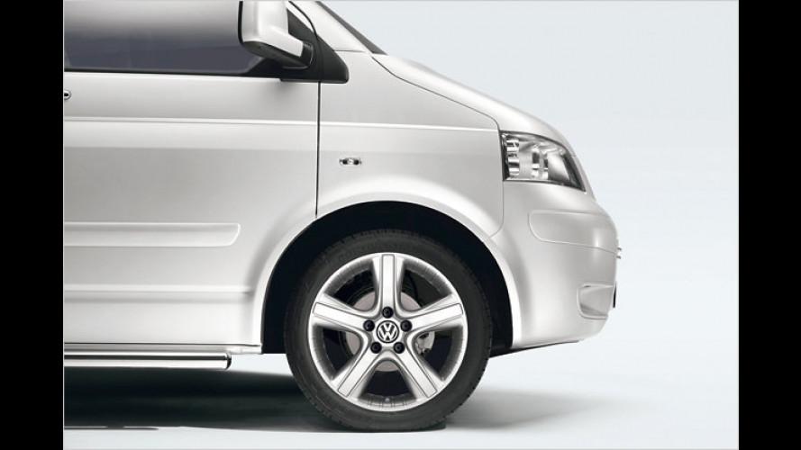 Volkswagen: Neues Zubehör für die T5-Baureihe