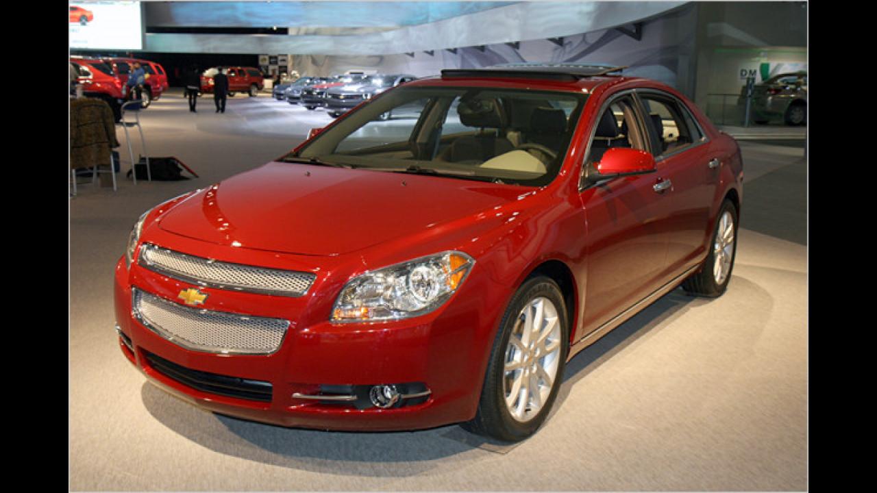 Platz 7: Chevrolet Malibu