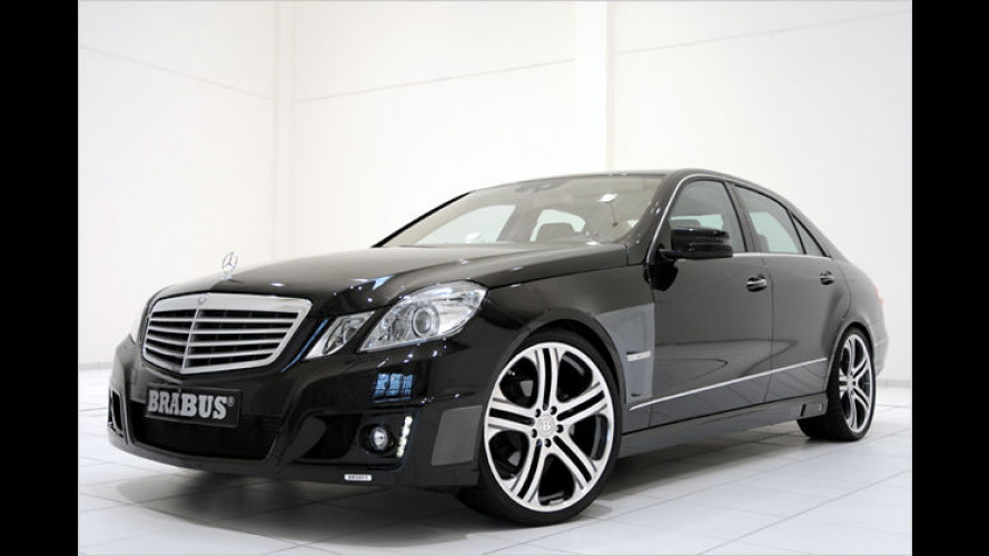 Bottroper Bolide: Brabus tunt die neue Mercedes E-Klasse