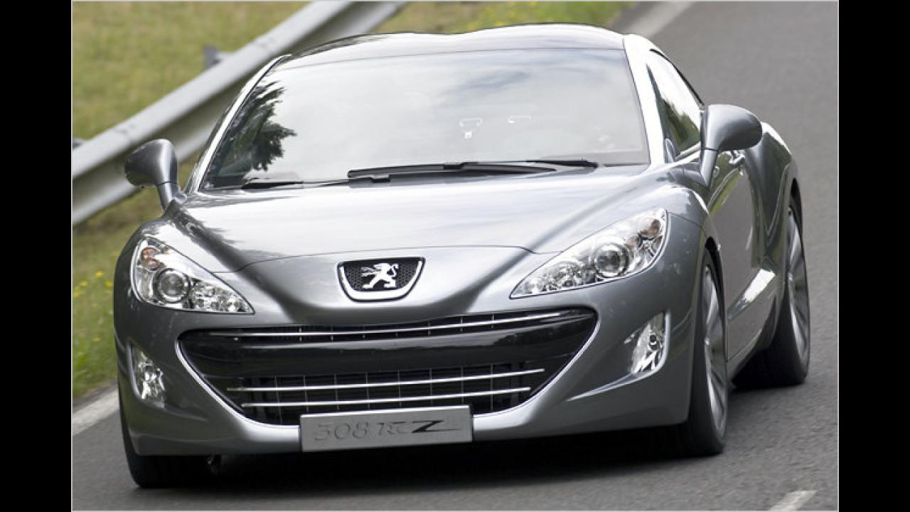 Peugeot 308 RC Z kommt